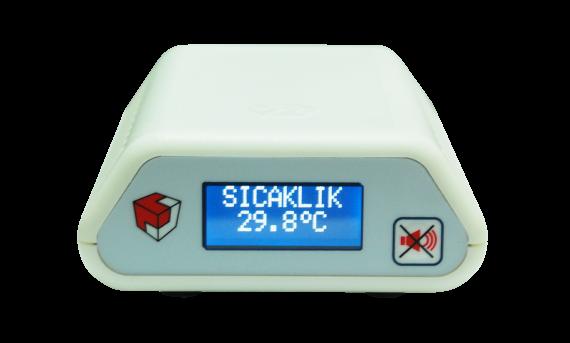 MEDICASENS MS11 Serisi Sıcaklık Nem Takip Modülleri